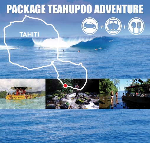 Package Teahupoo Adventure